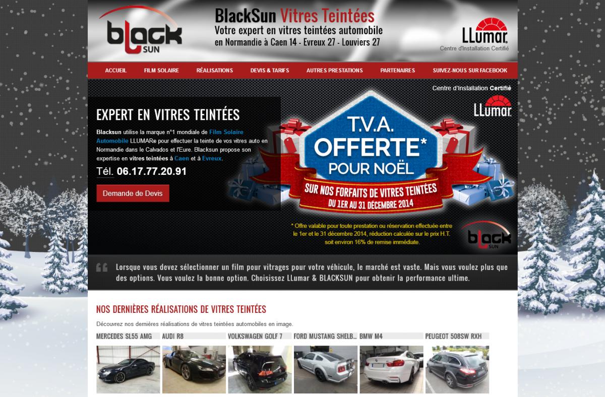 offre commerciale pour no l avec blacksun vitre teint e automobile communication lumit. Black Bedroom Furniture Sets. Home Design Ideas
